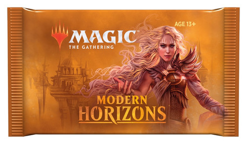 Magic The Gathering Sealed: Modern Horizons - Booster Pack [WOC C60730000-S]
