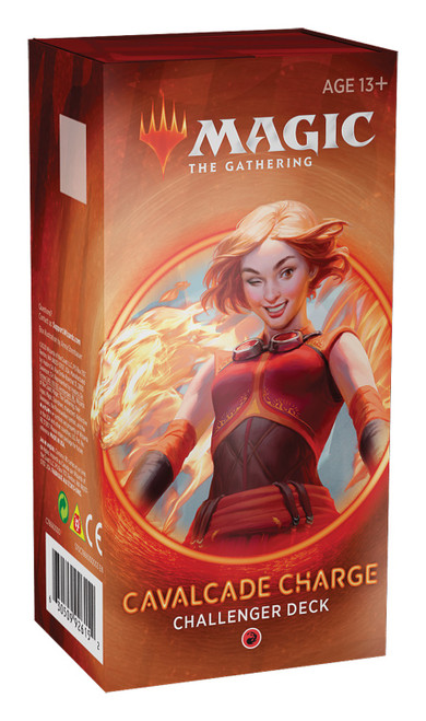 Magic The Gathering Sealed: PreMade Decks/Special - Challenger 2020: Cavalcade Charge