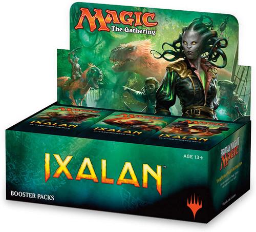 Magic The Gathering Sealed: Ixalan - Booster Box [WOC C22300000]