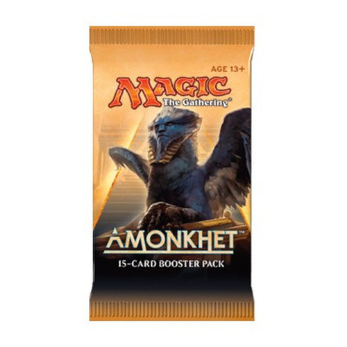 Magic The Gathering Sealed: Amonkhet - Booster Pack