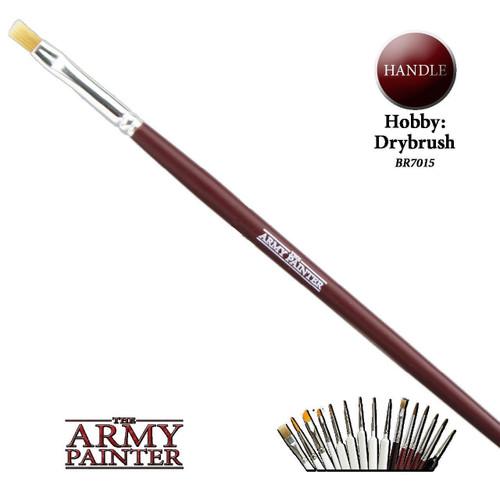 Brushes: Army Painter - Hobby Brush: Drybrush