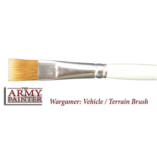 Brushes: Army Painter - Wargamer Brush: Vehicle / Terrain
