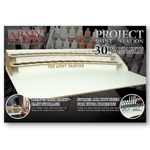 Paint Storage: Project Paint Station