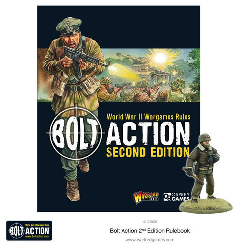 Bolt Action: Bolt Action Rulebook