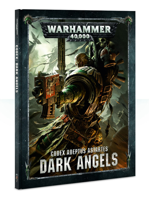 Warhammer 40K: Dark Angels - Codex Adeptus Astartes: Dark Angels