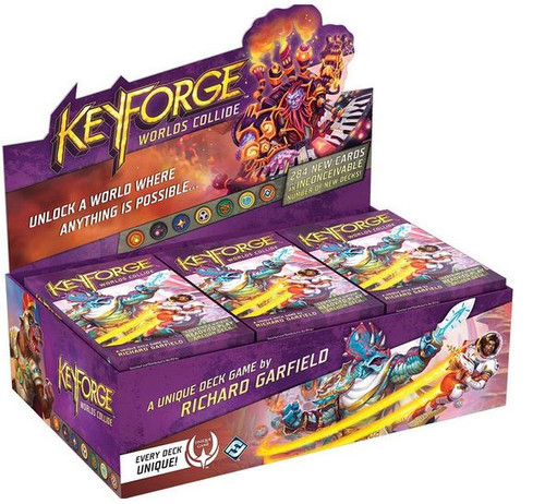 KeyForge: Decks and Deck Displays - KeyForge: Worlds Collide Deck Display (12)