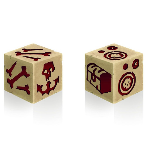 Dice and Gaming Accessories Game-Specific Dice Sets: Sea Of Thieves Rpg: Legendary Dice Pack