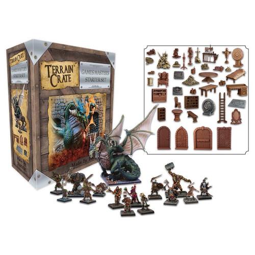 Terrain/Scenery: Terrain Crate: Games Master's Starter Set