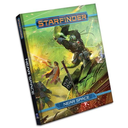 Starfinder: Starfinder: Near Space Hardcover