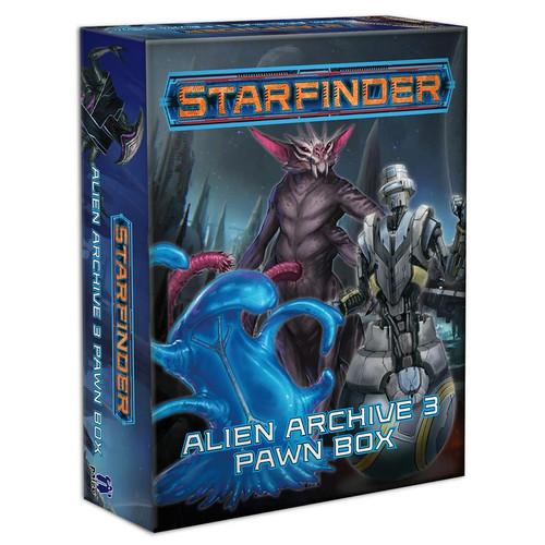 Starfinder: Starfinder: Pawns - Alien Archive 3 Pawn Box