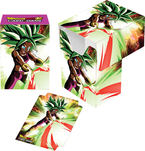 DragonBall Super: Accessories - Dragon Ball Super Full-View Deck Box Kefla