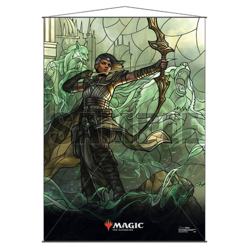 Other MTG Products: Vivien Stained Glass Wall Scroll
