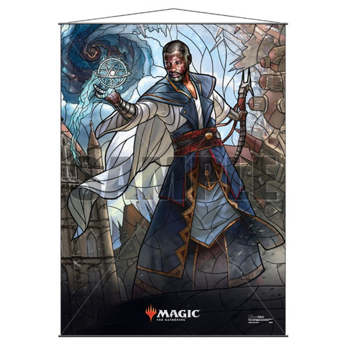 Other MTG Products: Teferi Stained Glass Wall Scroll