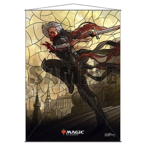 Other MTG Products: Sorin Stained Glass Wall Scroll