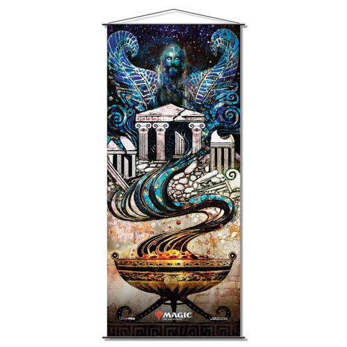 Other MTG Products: Medomai's Prophecy - Theros Beyond Death Wall Scroll