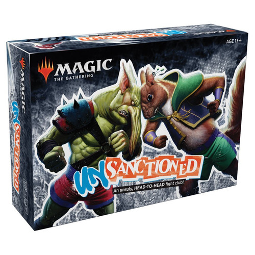 Magic The Gathering Sealed: Unsanctioned - Unsanctioned