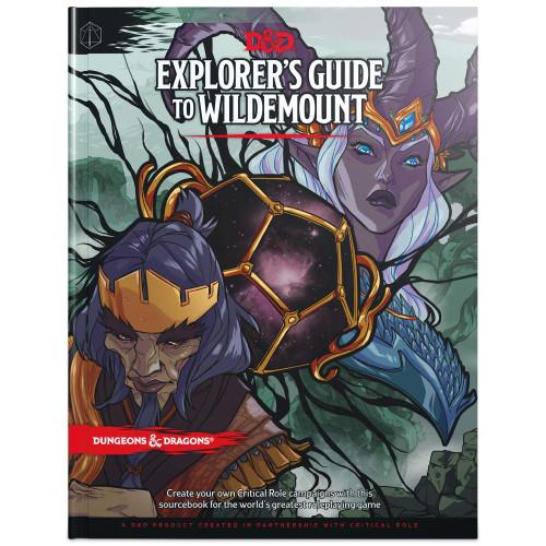 Dungeons & Dragons: Books - Explorer's Guide to Wildemount