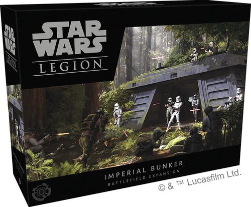 Star Wars Legion: Imperial Bunker Battlefield Expansion