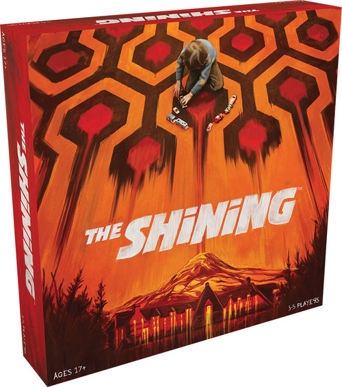 Board Games: Staff Recommendations - The Shining