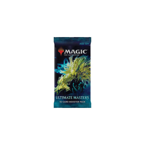 Magic The Gathering Sealed: Ultimate Masters - Ultimate Masters Booster Pack