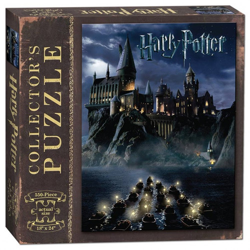 Puzzles: Puzzle: World of Harry Potter