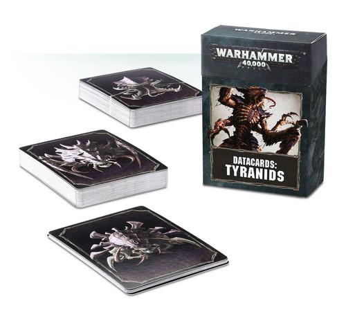 Warhammer 40K: Tyranids - Datacards: Tyranids