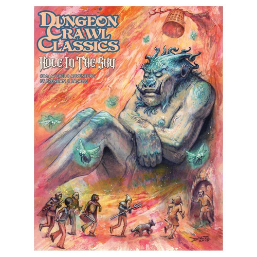 Dungeon Crawl Classics/GG: Dungeon Crawl Classics: #86 Hole in the Sky