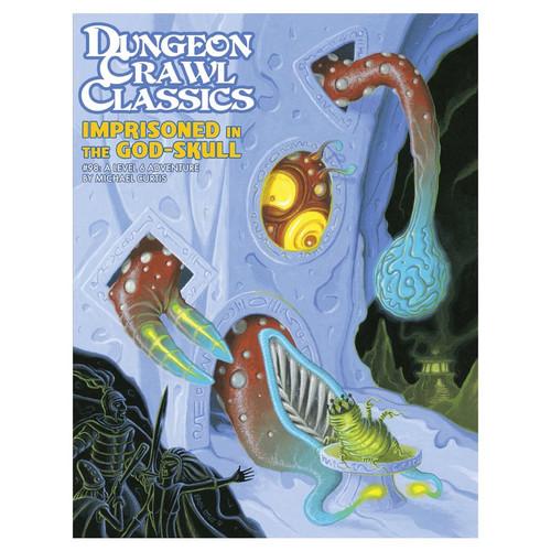 Dungeon Crawl Classics/GG: Dungeon Crawl Classics: #98 Imprisoned in the God-Skull