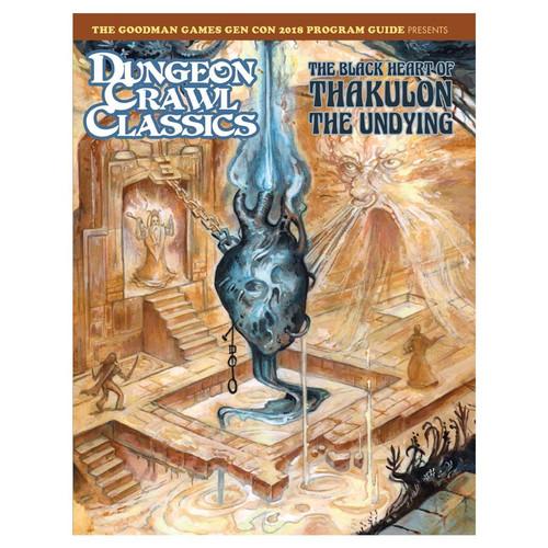 Dungeon Crawl Classics/GG: Gen Con 2018 Program Guide