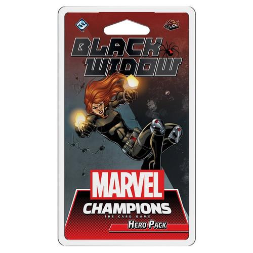 Card Games: Marvel Champions - Black Widow Hero Pack