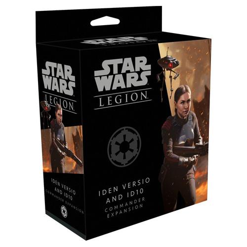 Star Wars Legion: Iden Versio and ID10 Commander Expansion