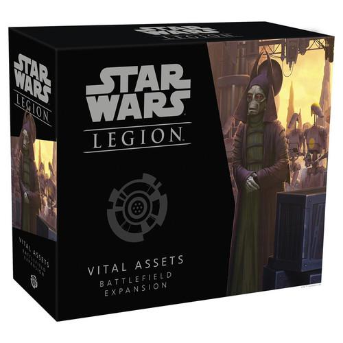 Star Wars Legion: Vital Assets Battlefield Expansion