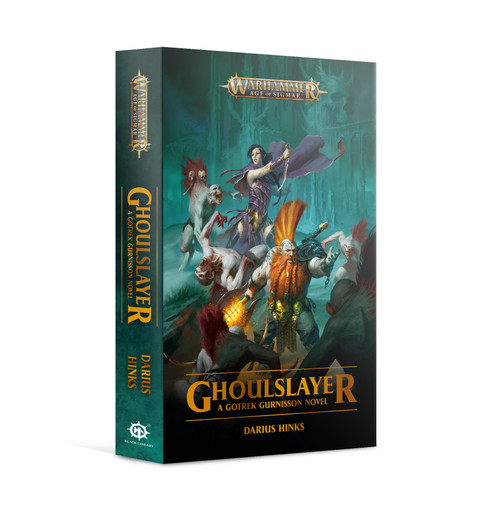 Black Library: Ghoulslayer (PB)