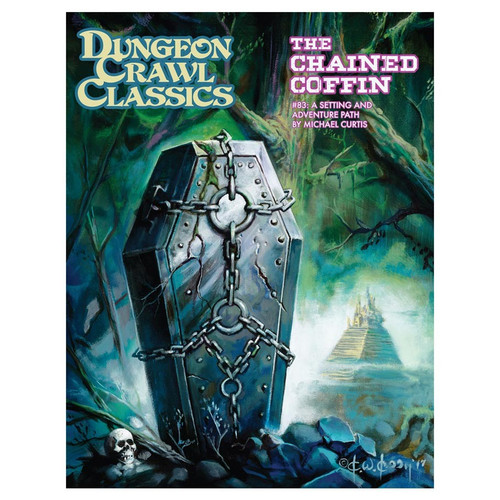 Dungeon Crawl Classics/GG: Dungeon Crawl Classics: #83 The Chained Coffin