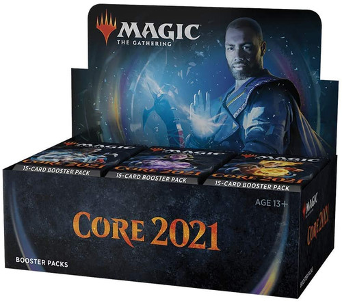 Magic The Gathering Sealed: Core Set 2021 - M21 Booster Display (36)