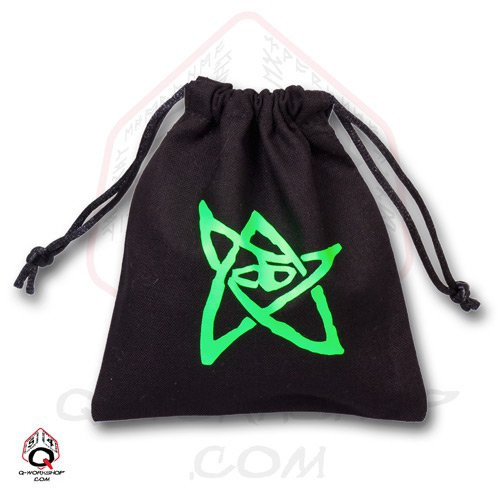 Dice and Gaming Accessories Dice Bags: Call of Cthulhu Dice Bag Black