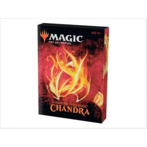 Magic The Gathering Sealed: PreMade Decks/Special - Signature Spellbook - Chandra