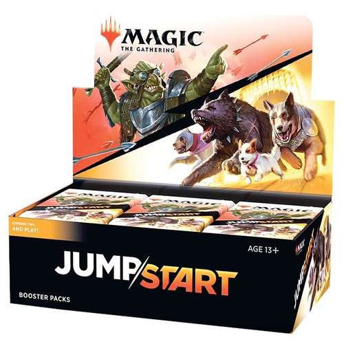 (Preorder) Magic The Gathering Sealed: Jumpstart Booster Display (24)