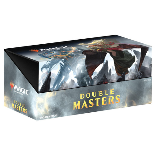 (Preorder) Magic The Gathering Sealed: Booster Boxes/Bundles - Double Masters Booster Display (24)