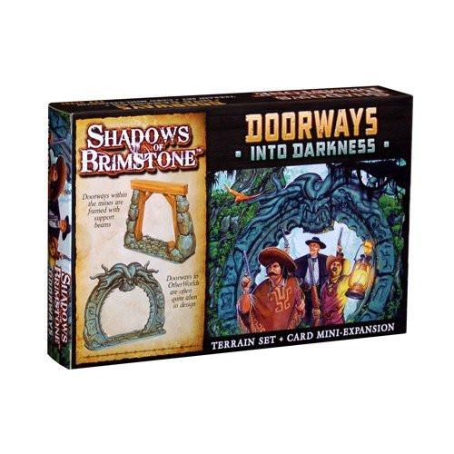 Shadows of Brimstone: Doorways into Darkness