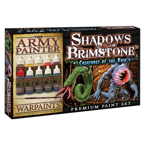 Paint: Army Painter - Paint Sets SoB: Creatures of Void Paint Set