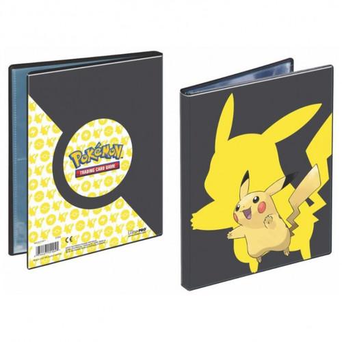 Pokemon TCG: Accessories - Pokemon: Pikachu 2019 4-Pocket Portfolio