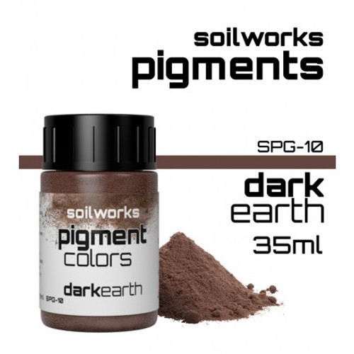 Paint: Scale75 - Dark Earth Pigment