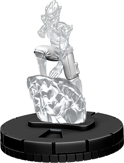 HeroClix: Iceman - Marvel Unpainted Minis