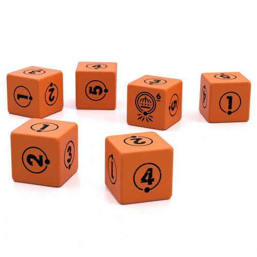 Dice and Gaming Accessories Game-Specific Dice Sets: Tales from the Loop Dice Set