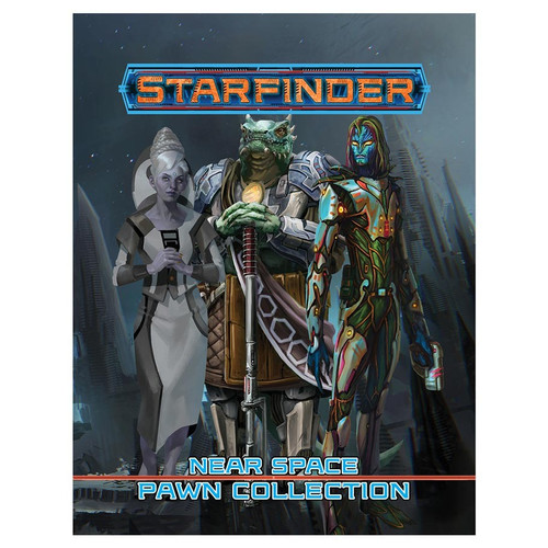 Starfinder: SF Pawns - Near Space Pawn Collection