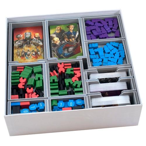 Q-Workshop: Box Insert: Paladins of the West Kingdom