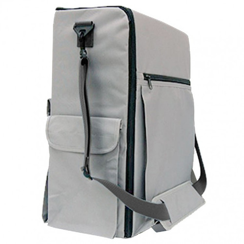Other Gaming Storage: Flagship Gaming Bag - Gray (Empty)