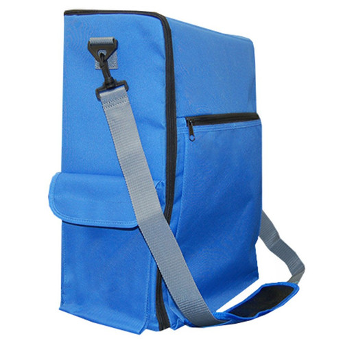 Other Gaming Storage: Flagship Gaming Bag - Blue (Empty)