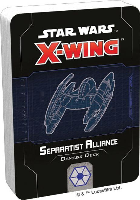Star Wars X-Wing: Separatist Alliance Damage Deck (2nd Ed)